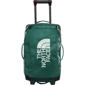 The North Face Rolling Thunder 22 Trolley 40L, night green/tin grey